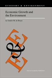 Economic Growth and the Environment: An Empirical Analysis - de Bruyn, Sander M. / Bruyn, Sander M. De