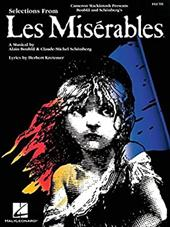 Selections from Les Miserables: Instrumental Solos for Flute - Boublil, Alain / Schonberg, Claude-Michael / Hugo, Victor