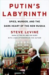 Putin's Labyrinth: Spies, Murder, and the Dark Heart of the New Russia - LeVine, Steve