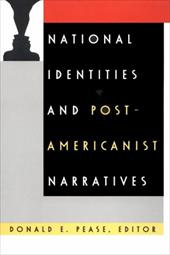 National Identities-P - Pease / Pease, Donald E. / Donald E. Pease