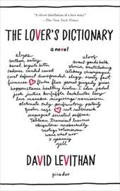 The Lover's Dictionary - Levithan, David