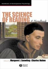 The Science of Reading: A Handbook - Snowling, Margaret J. / Hulme, Charles