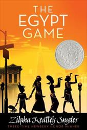 The Egypt Game - Snyder, Zilpha Keatley / Raible, Alton