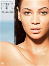 Beyonce: I Am... Sasha Fierce: Piano/Vocal/Guitar - Beyonce
