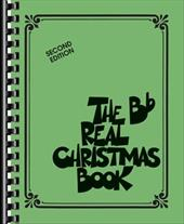 The B-Flat Real Christmas Book - Hal Leonard Publishing Corporation