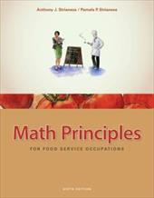 Math Principles for Food Service Occupations - Strianese, Anthony J. / Strianese, Pamela P.