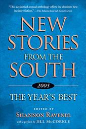 New Stories from the South: The Year's Best - Ravenel, Shannon / McCorkle, Jill