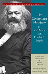 The Communist Manifesto - Marx, Karl / Conquest, Robert