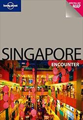 Lonely Planet Singapore Encounter [With Map] - Brown, Joshua Samuel / Oakley, Mat
