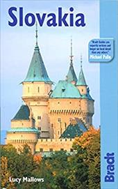 Bradt Travel Guide Slovakia - Mallows, Lucinda