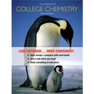 Foundations of College Chemistry, 13th Edition - Morris Hein (Mount San Antonio College); Judith N. Peisen (Hagerstown Community College); Robert L.