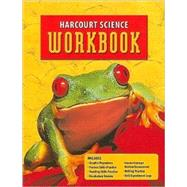 Science workbook - Harcourt