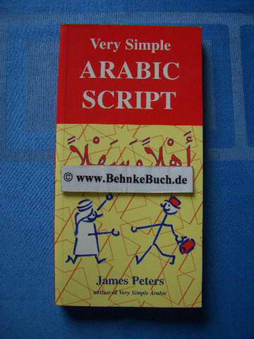 Very Simple Arabic Script von - Peters, James
