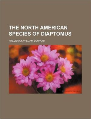 The North American Species of Diaptomus