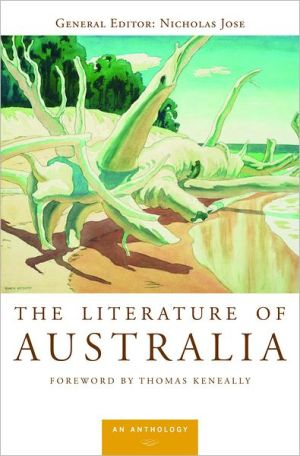 The Literature of Australia: An Anthology - Foreword by Thomas Keneally