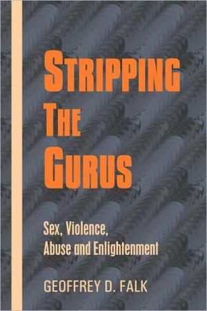 Stripping The Gurus - Geoffrey David Falk