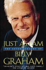 Just as I am: The Autobiography of Billy Graham - Graham, Billy.