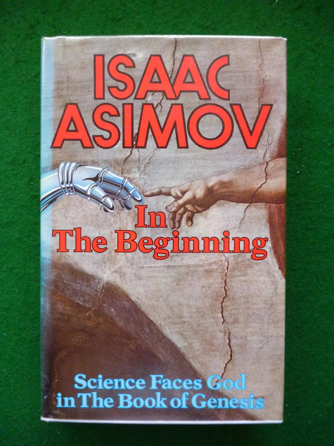 In The Beginning - Isaac Asimov