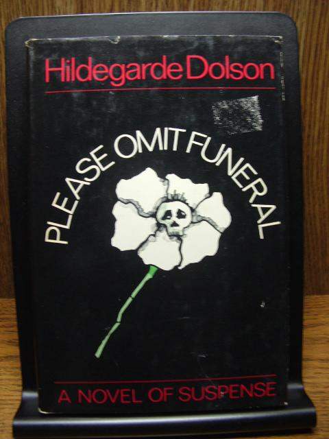 PLEASE OMIT FUNERAL - Dolson, Hildegarde