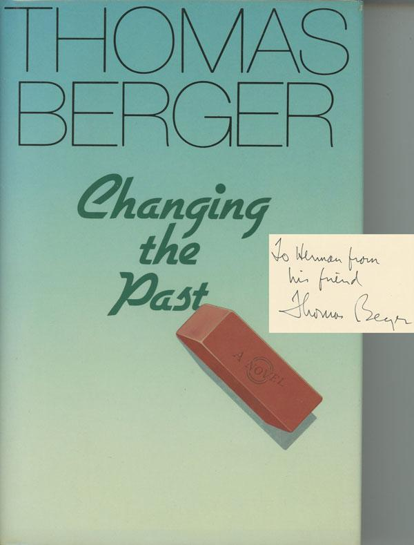 Changing the Past - Berger, Thomas
