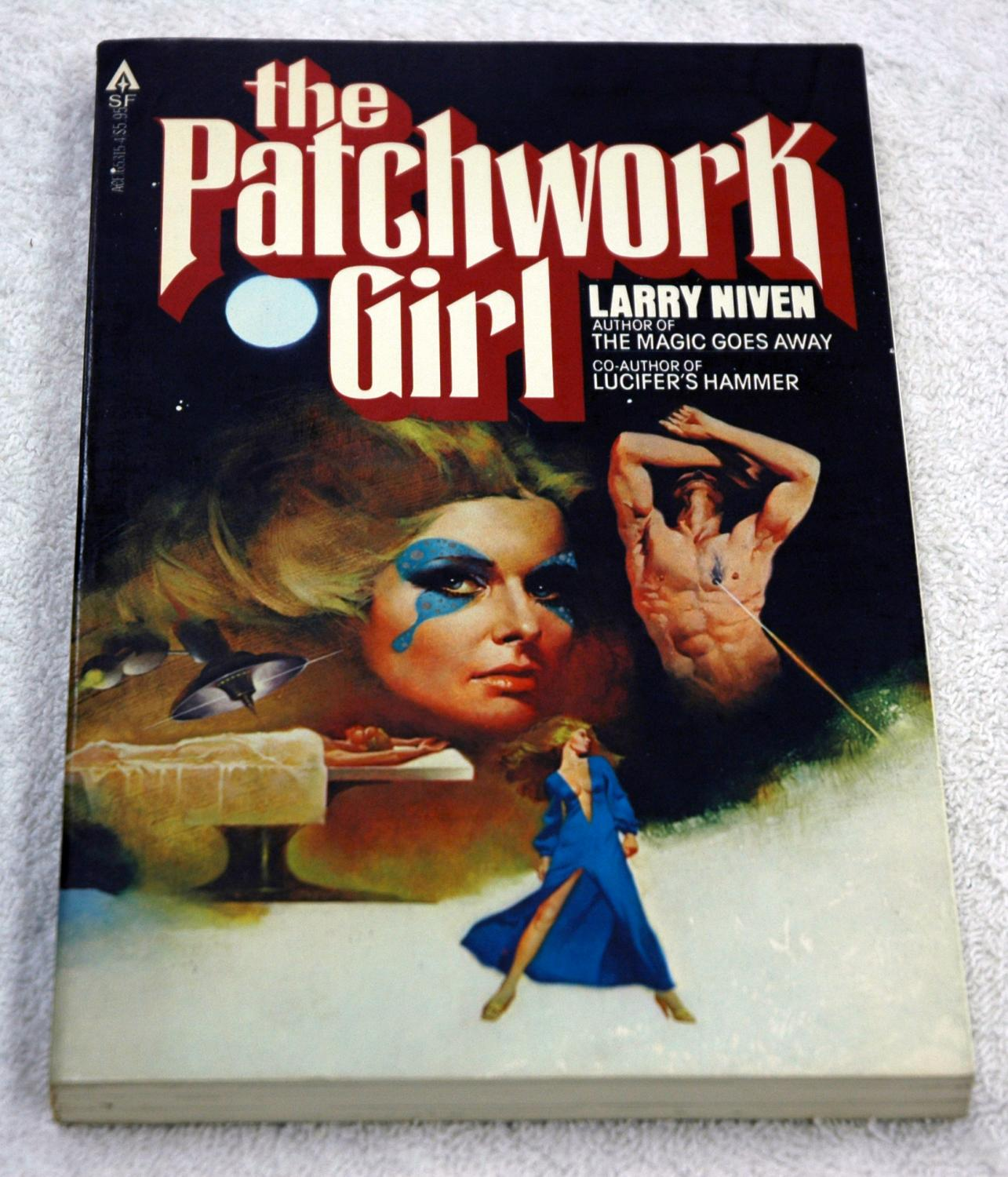 The Patchwork Girl (Signed) - Larry Niven
