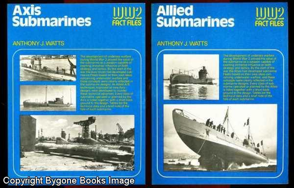 AXIS SUBMARINES (WORLD WAR TWO FACT FILES)