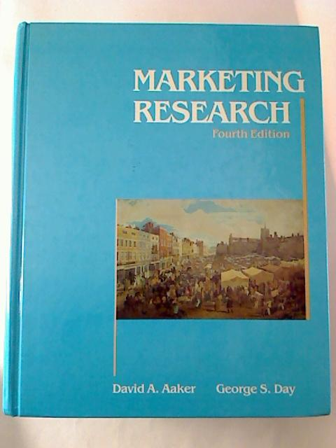 Marketing Research. - David A. Aaker / George S. Day