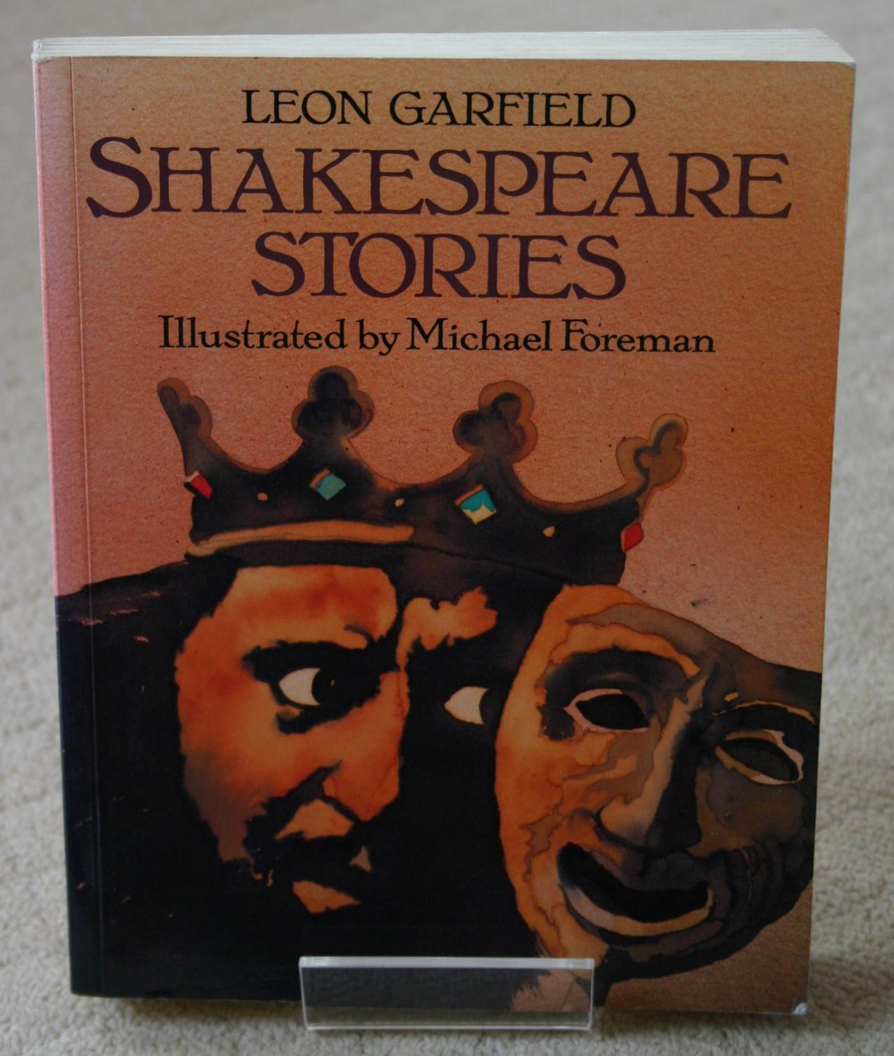 Shakespeare Stories - Garfield, Leon