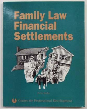 Family Law Financial Settlements