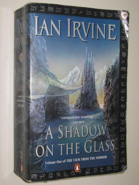 A Shadow on the Glass - View from the Mirror #1 - Irvine, Ian