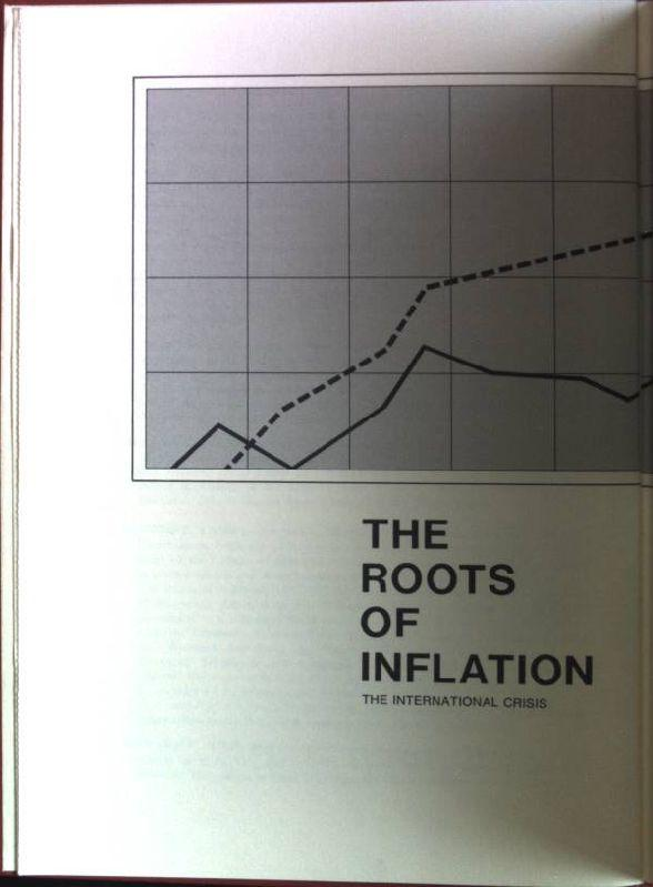 Roots of Inflation: the International Crisis - Means, Gardiner C., John M. Blair Joel B. Dirlam a. o.