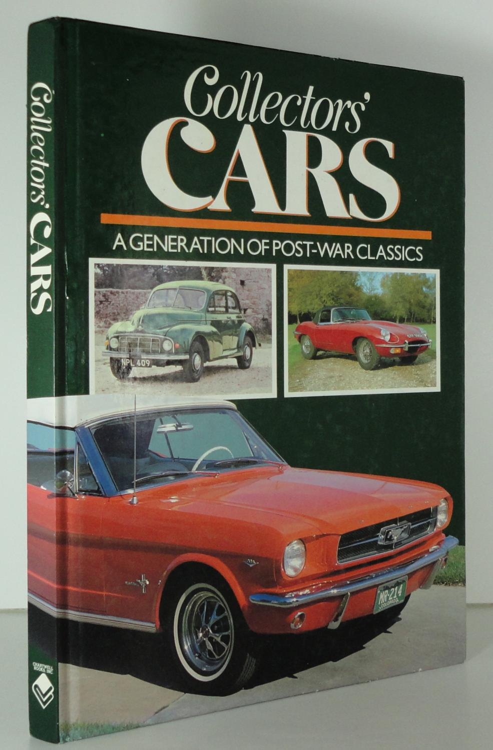 collectors' Cars; a Generation of Post-War Classics