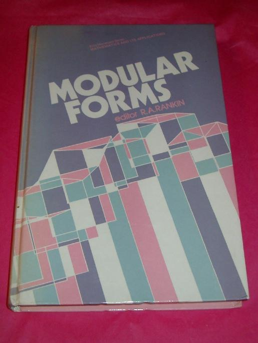 Modular Forms (Mathematics and Its Applications)