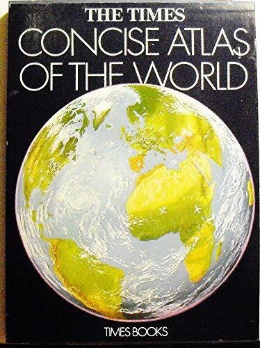 Times' Concise Atlas of the World - The Times