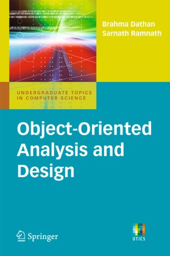 Object-Oriented Analysis and Design (Undergraduate Topics in Computer Science) - Ramnath, Sarnath; Dathan, Brahma