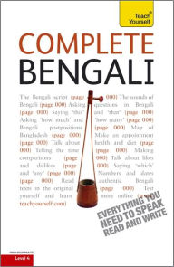 Complete Bengali - William Radice
