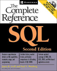 SQL: The Complete Reference, Second Edition - James R. Groff