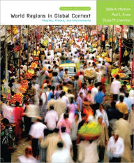 World Regions in Global Context: Peoples, Placesd Environments Value Pack (includes Study Guide and Mapping Workbook & Goode's Atlas) - Sallie A. Marston