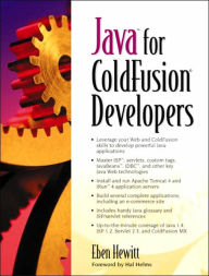 Java for ColdFusion Developers - Eben Hewitt