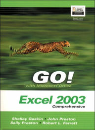 Microsoft Excel 2003 Comprehensive and Student CD Package - Shelley Gaskin