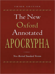 New Oxford Annotated Bible, Third Edition: New Revised Standard Version (NRSV) - Michael D. Coogan