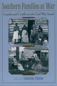 Southern Families at War: Loyalty and Conflict in the Civil War South - Catherine Clinton