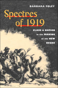 Spectres of 1919: Class and Nation in the Making of the New Negro - Barbara Foley