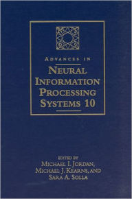 Advances in Neural Information Processing Systems 10: Proceedings of the 1997 Conference - Michael I. Jordan