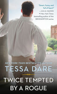 Twice Tempted by a Rogue (Stud Club Trilogy #2) - Tessa Dare