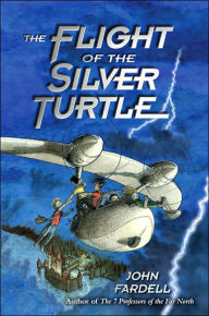 Flight of the Silver Turtle - John Fardell