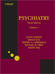 Psychiatry, 2 Volume Set (Volumes 1 and 2) - Allan Tasman