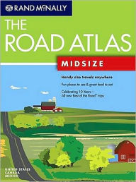 Rand McNally 2011 Midsize Road Atlas - Rand McNally