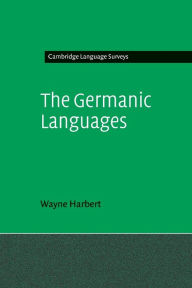The Germanic Languages - Wayne Harbert