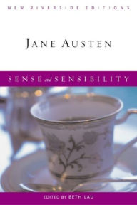 Sense and Sensibility (New Riverside Edition) - Jane Austen